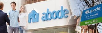 the store front of abode